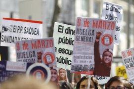 CCOO eleva la participación de la huelga educativa por encima del 60% en Madrid