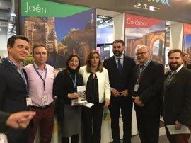 La provincia expone su oferta en la ITB de Berlín para atraer a un mayor número de turistas alemanes