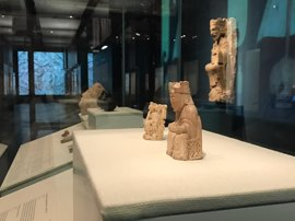 """El British Museum abre una """"ventana a la Edad Media"""" en el CaixaForum de Barcelona"""
