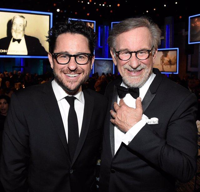 J.J. Abrams Y Steven Spielberg
