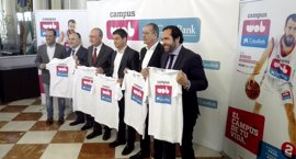 Málaga acoge en verano el Campus WOB CaixaBank con Sergio Rodríguez como invitado