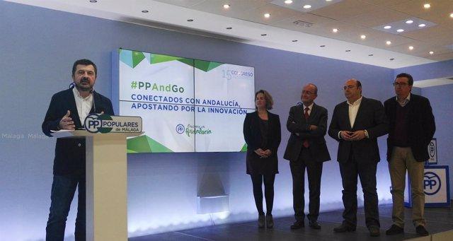 Toni Martín, ponencia innovación PP-A