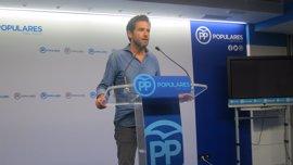 """PP reclama al Gobierno vasco que """"anuncie"""" si quiere pactar con ellos"""