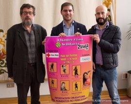 Ayuntamiento de Cartagena y Cruz Roja organizan la I Master Class Solidaria de Zumba
