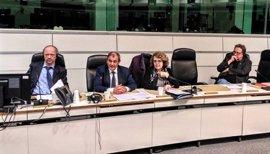 """Pedreño reivindica """"una Europa más social"""" con un modelo económico """"donde prime el bien colectivo"""""""