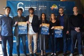 Palma reúne a la élite del ciclismo en pista en las Six Day Series