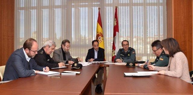 Comité Territorial de Seguridad.