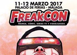 El festival de cómics, manga y videojuegos, FreakCon, abre sus puertas este fin de semana en Fycma