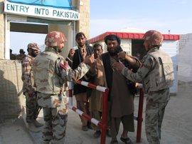 Pakistán cierra indefinidamente la frontera con Afganistán