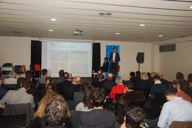 UIC Barcelona acerca la innovación arquitectónica a la industria