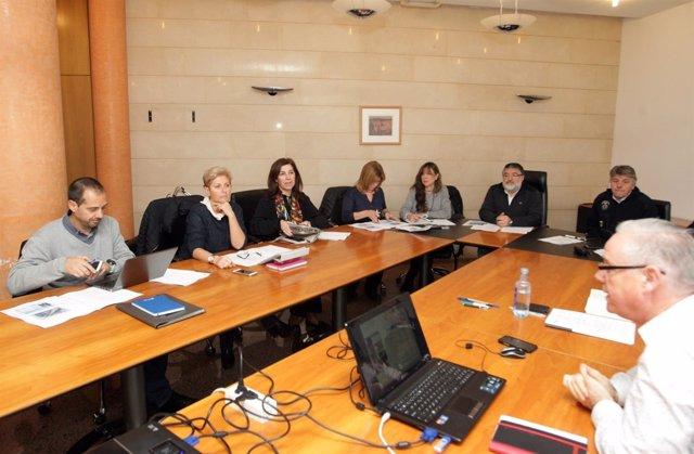 A directora xeral de Pesca, Acuicultura e Innovación Tecnolóxica, Mercedes Rodrí