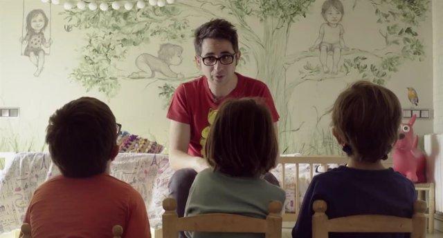 Berto Romero protagoniza la serie Mira lo que has hecho de Movistar Plus