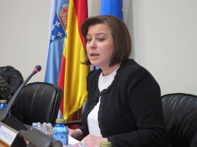 Susana López Abella, secretaria xeral de Igualdade