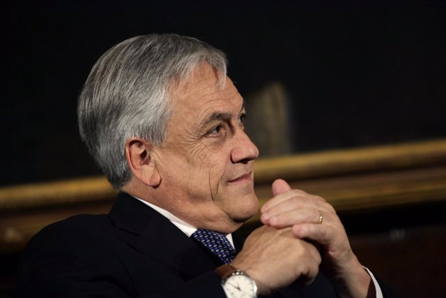 El presidente saliente de Chile, Sebastián Piñera.