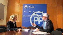 """El PP cree que el proyecto de Ley de Capitalidad """"es contrario a los intereses de los zaragozanos"""
