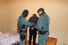 Nueve detenidos en Oviedo, Madrid y Burgos en una operación contra robos en viviendas
