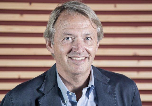El presidente y consejero delegado de Aggity, Óscar Pierre