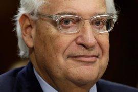 La Comisión de Exteriores del Senado respalda a David Friedman como embajador de EEUU en Israel