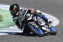 Àlex Márquez y Arón Canet acaparan el segundo día en Jerez