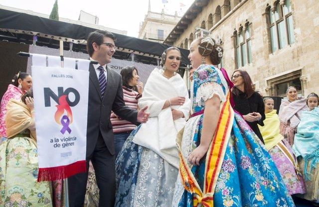 La Diputación Celebrará Con Las 800 Fallas La Declaración De La Fiesta Como Patr