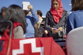 Cruz Roja Navarra atiende a 194 solicitantes de asilo o refugiados en 2016