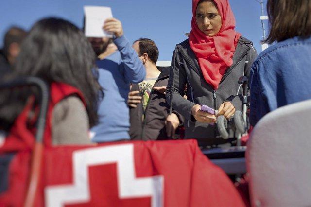 Crisis Refugiados Y Acogida En Navarra Cruz Roja