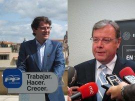 Silván y Mañueco, alcaldes, procuradores, abogados y hombres de Herrera