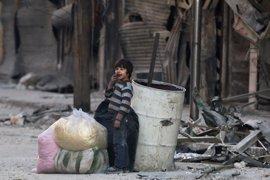 Los sueños de los niños sirios: estudiar en un mundo en paz