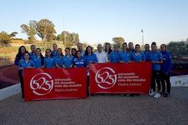 Diputación de Huelva y Patronato de Turismo renuevan su compromiso con el Fundación Cajasol Sporting Club