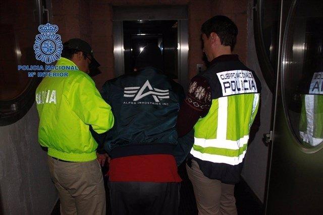 Detención de 'El Enfermero' de las FARC en Madrid