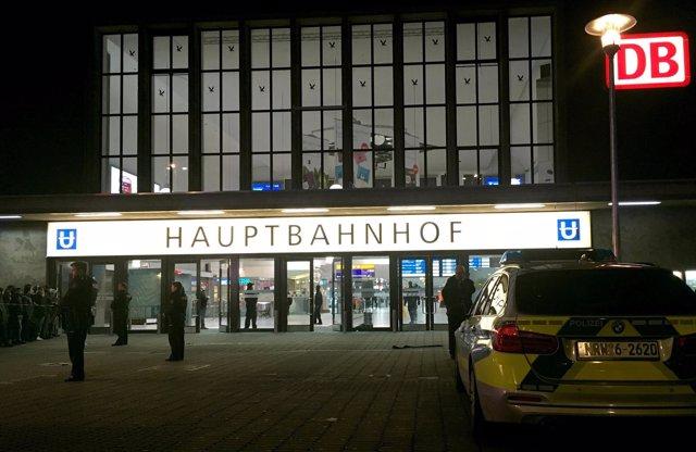 Estación de tren Duesseldorf