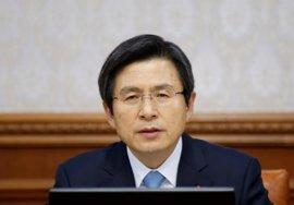 Hwang pide al Gobierno mantener la estabilidad en Corea del Sur tras la confirmación del cese de Park