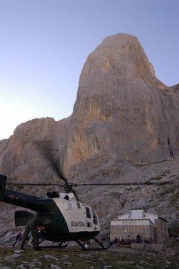 'El Urriellu' en los Picos de Europa asturianos
