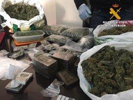Desmantelado un nuevo punto de venta de droga en Arnedo