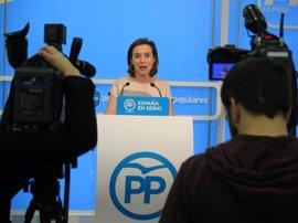 Gamarra anuncia esta mañana la presentación de su candidatura a presidir el PP riojano
