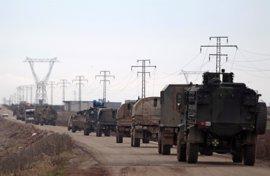 El Ejército turco ha matado a 71 milicianos kurdos en Siria en la última semana