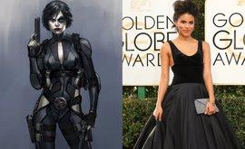 Zazie Beetz será Domino en Deadpool 2