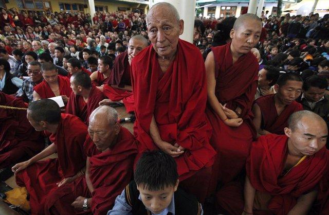 El Nuevo Primer Ministro Del Gobierno Tibetano En El Exilio, Lobsang Sangay