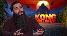 """Jordan Vogt-Roberts, director de Kong: La Isla Calavera: """"Kong es un icono, no hay que reinventarlo"""""""