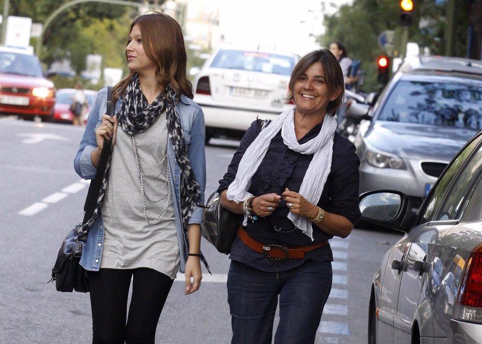 Úrsula Corberó cuenta en Instagram momentos muy íntimos de su vida/ Europa Press