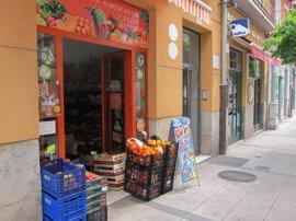 Las ventas del comercio minorista bajan un 0,6% en Asturias durante enero