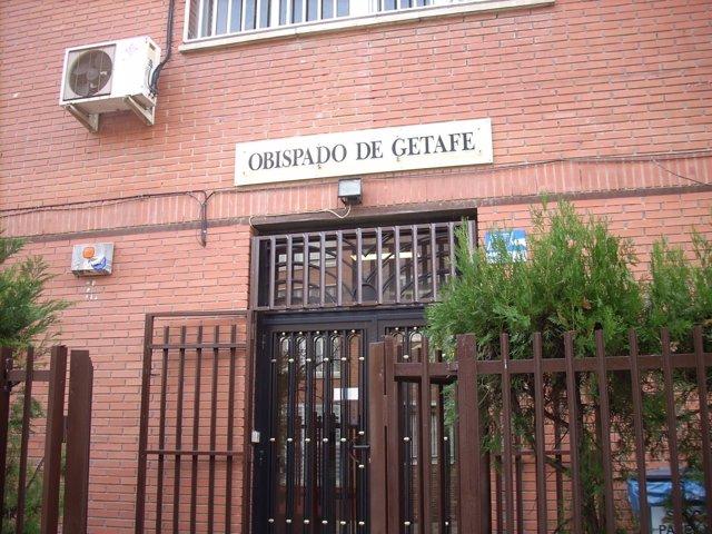 Sede del Obispado de Getafe