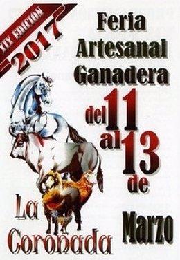 XIX Feria Artesanal Ganadera La Coronada