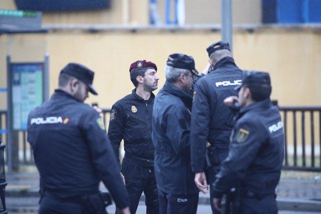 Recursos de agente de la Policía Nacional