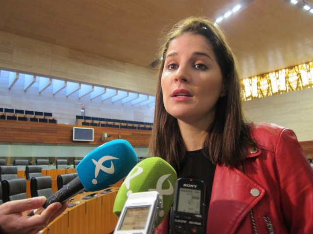 Portavoz de la Junta, Isabel Gil Rosiña