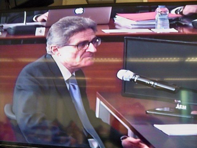 Pedro Buenaventura, exdirectivo de Ferrovial, declara en el caso del Palau