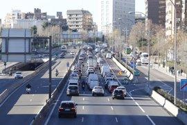 Madrid activa este sábado la restricción de aparcar en la zona SER a no residentes por alta contaminación