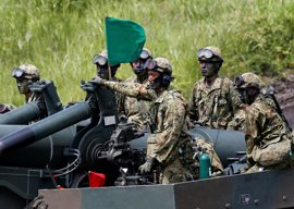 Sudán del Sur.- Japón anuncia su retirada de la misión de paz en Sudán del Sur