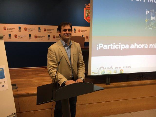 Jorge Berzosa, sobre el Plan de Movilidad.