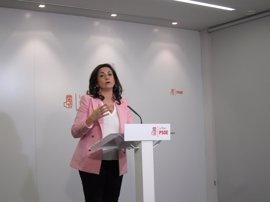 """PSOE presenta 37 enmiendas por valor de 17,3 millones """"para recuperar los servicios públicos para los ciudadanos"""""""